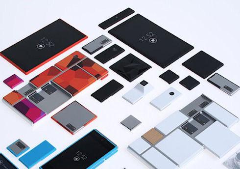 Смартфон-конструктор появится уже через год