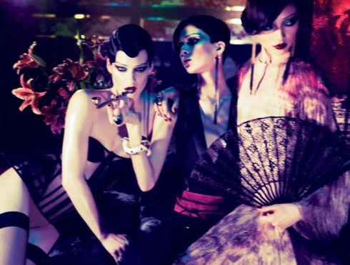 Парфюмы - основной аксессуар соблазна и часть стиля