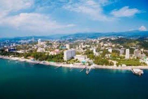 Сочи – город Солнца и Олимпиады