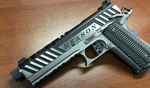 Solid Concepts распечатала на 3D-принтере металлический пистолет
