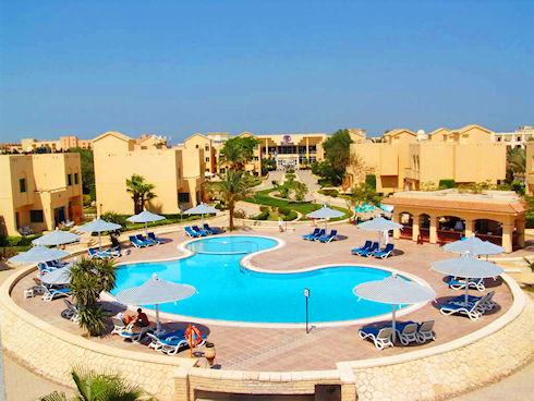 Солнечный Египет