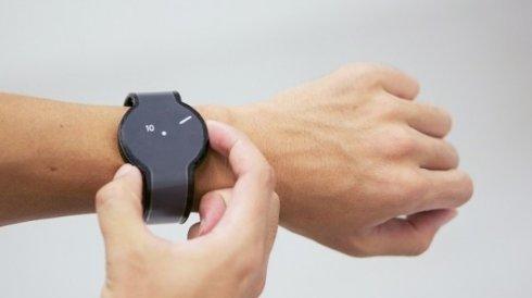 Sony разработала часы на базе электронной бумаги