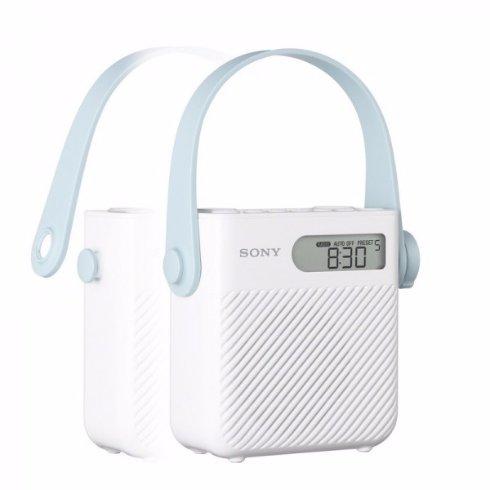 Sony создала радиоприёмник для душа