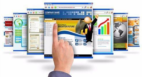 Создание сайтов при помощи различных мобильных приложений