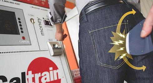 Созданные американцами джинсы защитят от хакеров
