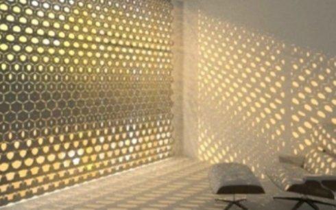 Созданы шторы, которые реагируют на свет