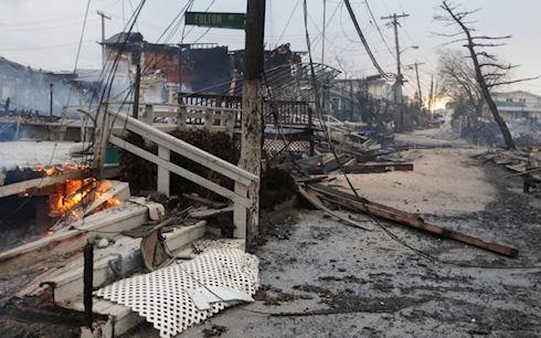 Варианты спасения при урагане