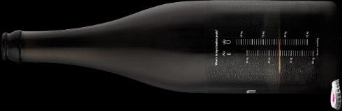 Специальная бутылка покажет сколько пива нужно выпить для «творческого вдохновения»