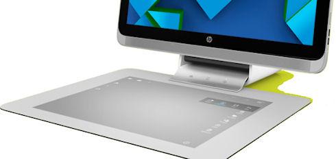 Sprout PC предпочёл сенсорный коврик клавиатуре и мыши