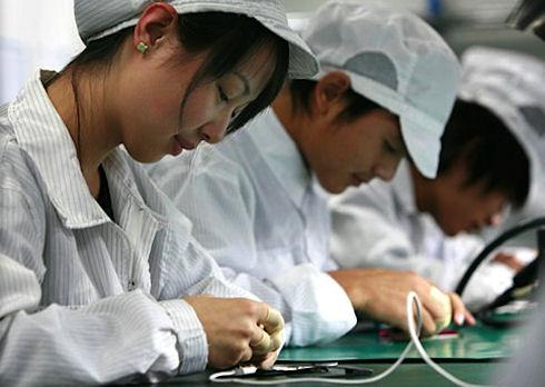 Стартовало производство iPhone 5