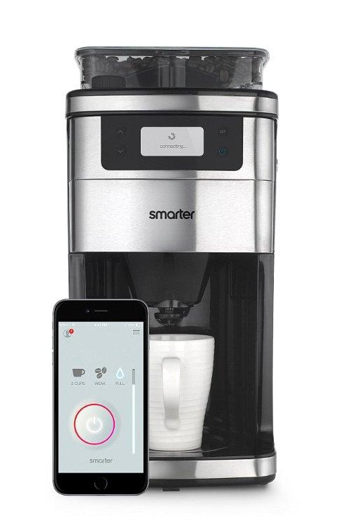 Стартовали продажи первой в мире Wi-Fi-кофемашины