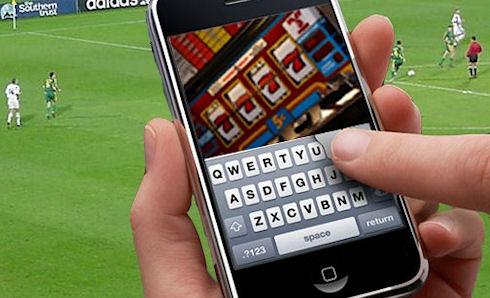 Ставки с мобильного с юмором