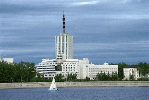 Столица русского Севера - Архангельск
