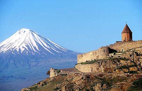 Азербайджан — Страна Вечного Огня