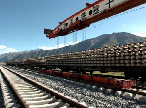 Строительство железных дорог в нашей стране