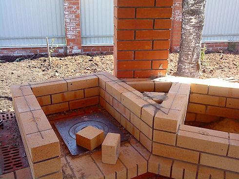 Строительство коптильни из подручных материалов