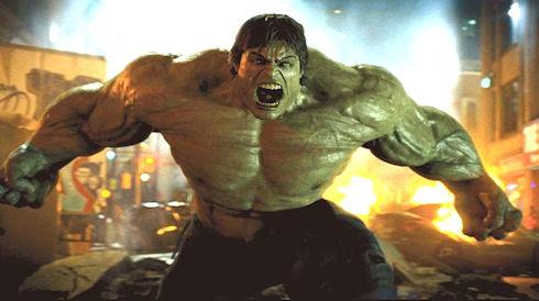 Халк - супергерой, которому нет равных