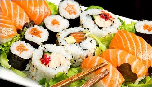 Суши и роллы — интересные факты