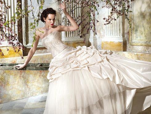 Свадебная мода сезона весна-лето 2013