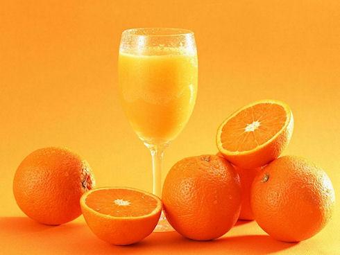 Сыроедение. Свежевыжатые соки апельсина и грейпфрута