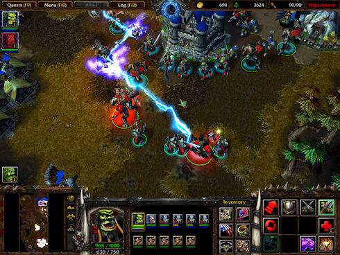 Таинственный мир Warcraft