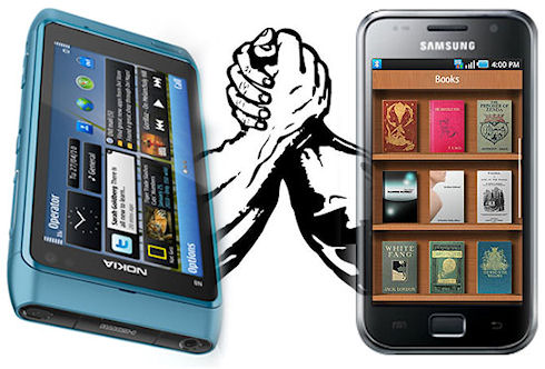 Телефонные страсти: Samsung vs Nokia