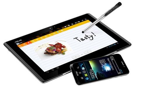 Asus сертифицирует телефонопланшет Fonepad