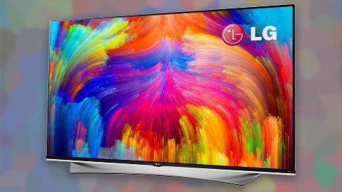 Телевизоры на квантовых точках от LG