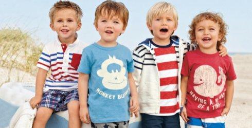 Тенденции моды для детской одежды на сезон весна 2015