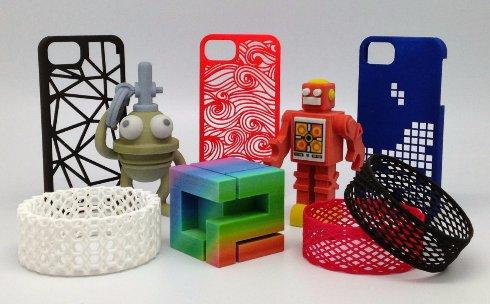 Теперь скорость 3D-печати увеличится в 100 раз