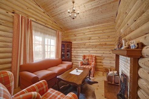 Теплосбережение в деревянном доме