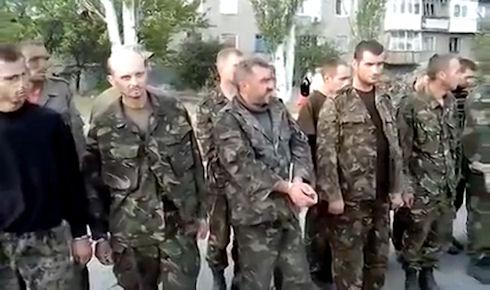 Террористы ДНР снова поиздевались над украинскими пленниками