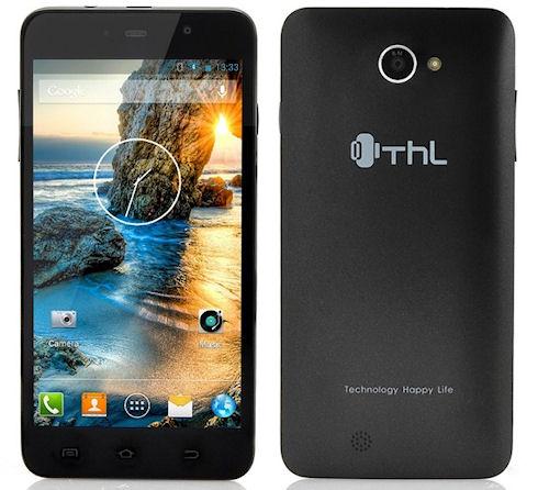 THL w200s – китайский смартфон, который вытесняет лидеров рынка