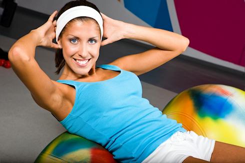 Программа похудения: тренировки в домашних стенах