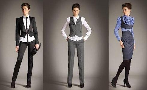 Новые тренды в деловой одежде