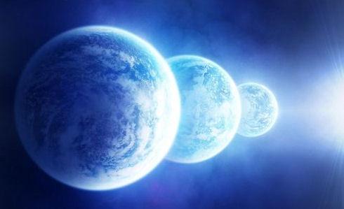 Три планеты в Башкортостане