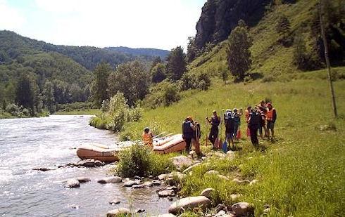 Туризм в Алтайском крае