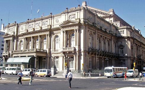 Особенности туризма в Буэнос-Айресе летом