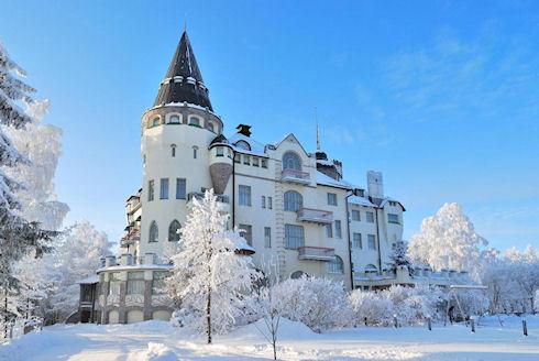 Туры в Иматра, Финляндия