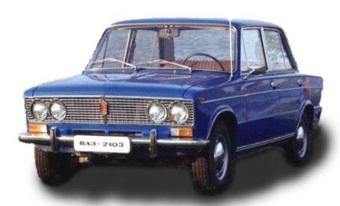 Тюнинг авто времен СССР
