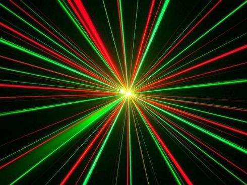 Ученые создали самый маленький лазер в мире