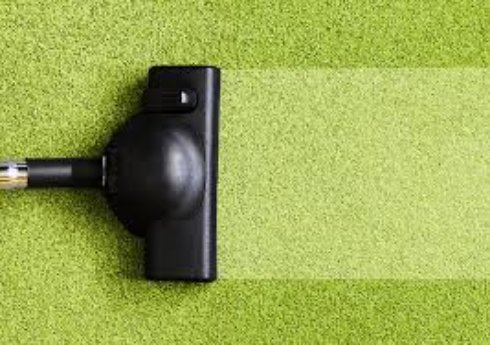 Учимся чистить ковры
