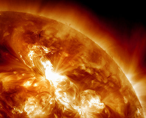 Удивительная звезда Солнце