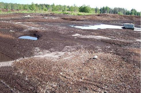 Удобрение почвы отходами промышленности