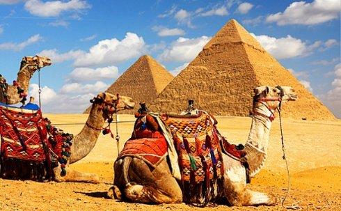 Уехать на несколько месяцев в Египет