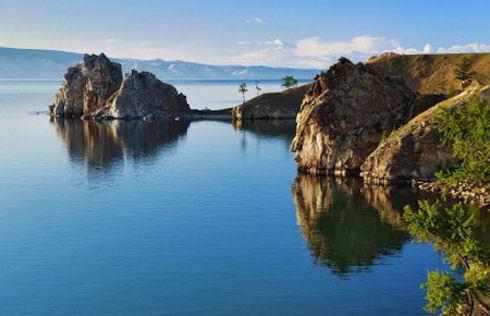 Улан-Удэ и озеро Байкал