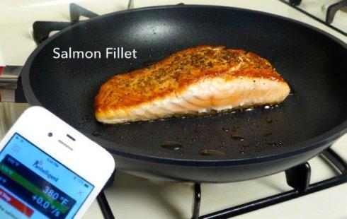 Pantelligent - умная сковорода, которая даст советы по приготовлению вкусно еды