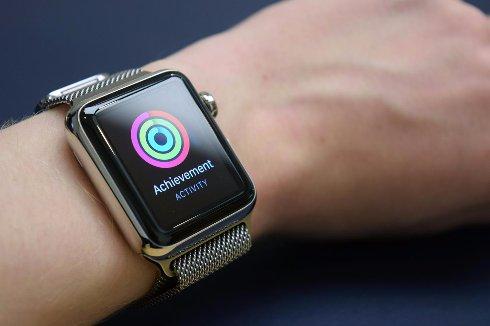 «Умные» часы от Apple