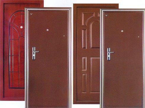 Уникальные двери из стекловолокна