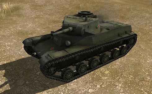 Уникальные танки в World of Tanks